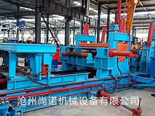 沧州二手螺旋焊管设备租赁