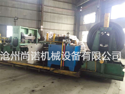 沧州二手螺旋钢管设备